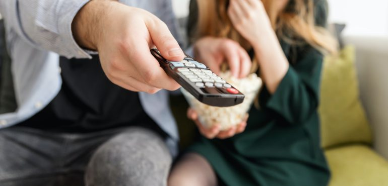 Language learning made fun by watching movies